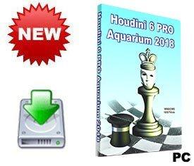 Houdini 6 PRO Aquarium 2018 (for PC, download)