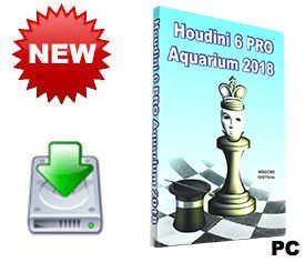 Houdini 6 PRO Aquarium 2018 (for PC, download)
