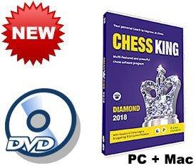 Chess King Diamond (new for 2018) DVD