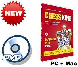 Chess King Diamond Pro (new for 2018) DVD