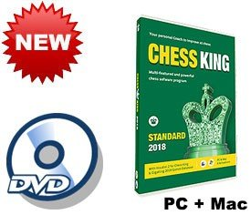 Chess King Standard (new 2018 version) DVD