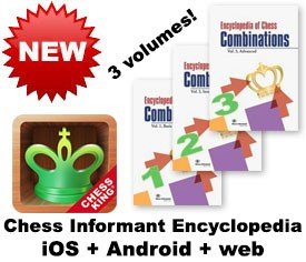Chess King Learn web + iOS + Android 3 Chess Informant Encyclopedia – FOREVER