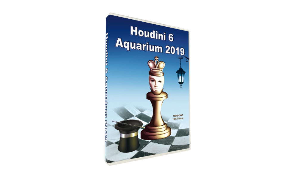 houdini 3 chess for mac