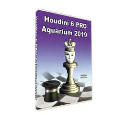 Houdini 6 PRO Aquarium 2019 (download)