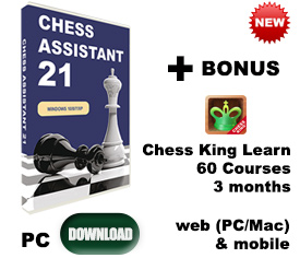Chess Assistant 21 (download)