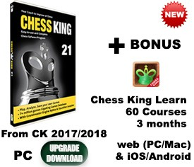 Upgrade Chess King 2017/2018 to Chess King 21 (download)