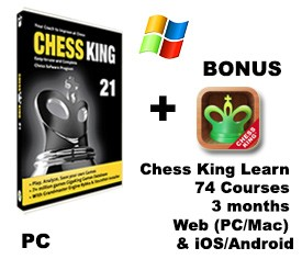 Chess King 21 for PC (Download)