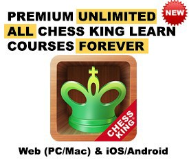 Premium Unlimited ALL Chess King Learn courses – FOREVER