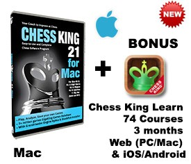 Chess King 21 for Mac (Download)